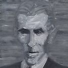Old NikolaTesla by Conrad Stryker