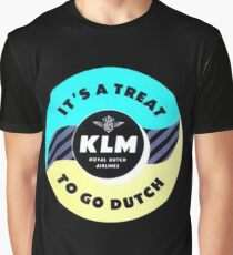 KLM Graphic T-Shirt