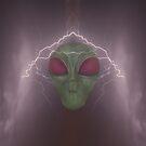 electroalien by Don Cox