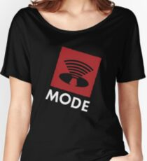 Depeche Mode T-shirt Women's Relaxed Fit T-Shirt
