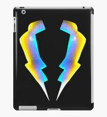 black Light iPad Case/Skin