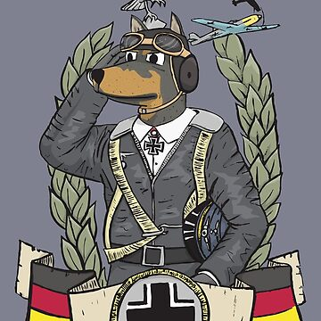 The Dogs of War: Luftwaffe Fighter Pilot by siege103
