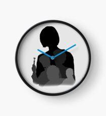 The 5 Modern Doctors Clock