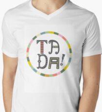 Ta Da Men's V-Neck T-Shirt