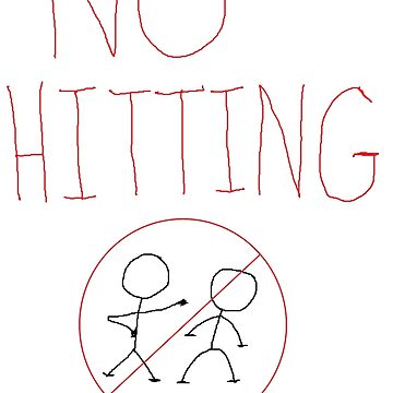no hitting by iCarly2011