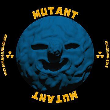 MutantLogo by mrjoejon