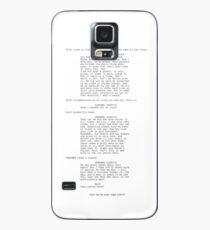 Elio und Vater Hülle & Klebefolie für Samsung Galaxy