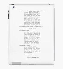 Elio und Vater iPad-Hülle & Klebefolie