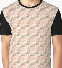 Abstarct Poppies Graphic T-Shirt