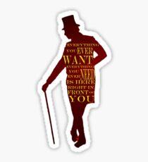 Greatest Showman - Everything Sticker