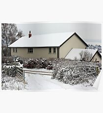 Chic Chalet Poster
