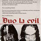 duo la evil by Vimm