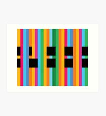 stripes Prints, Cards & Posters Art Print