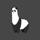 Alpanda (black) by animinimal