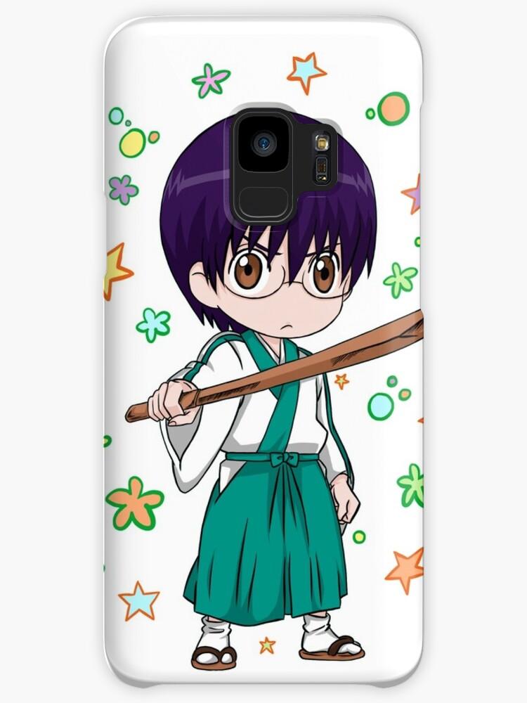 Gintama Shinpachi Shimura Cases Skins For Samsung Galaxy By