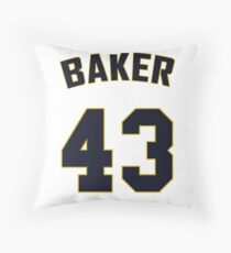 Ginny Baker Jersey Back Floor Pillow