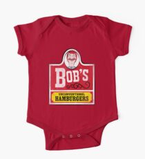 Unconventional Burgers One Piece - Short Sleeve