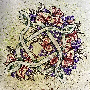 Fruitful Celtic Knot by ACarlo