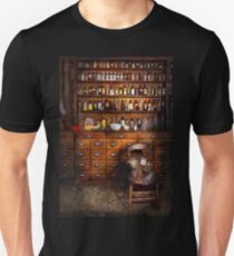 Apothecary - Just the usual selection Unisex T-Shirt