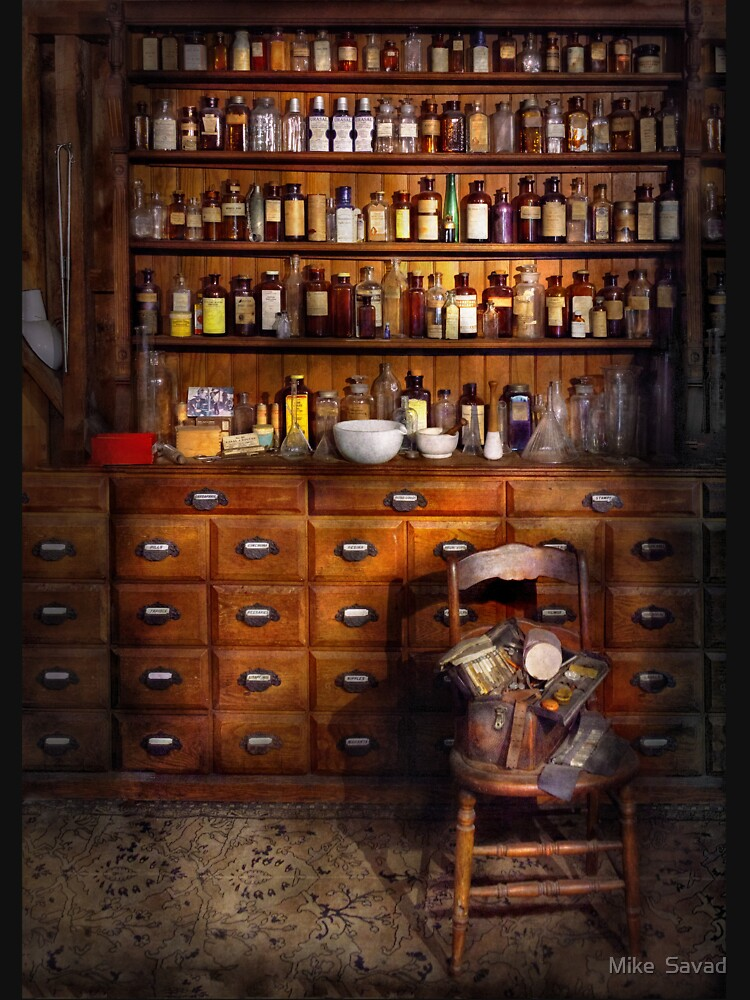 Apothecary - Just the usual selection by mikesavad