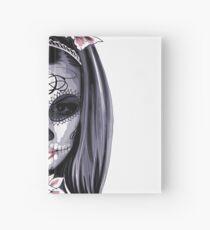 Sugar Skull Girl Hardcover Journal