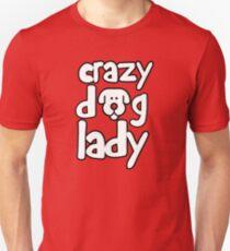 Crazy dog lady T-Shirt