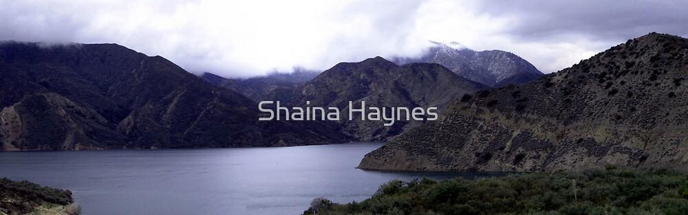 Lake Pyramid  by Shaina Haynes