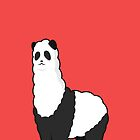 Alpanda (red) by animinimal