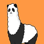 Alpanda (orange) by animinimal
