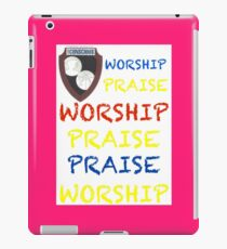 GET YOUR PRAISE ON iPad Case/Skin