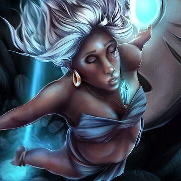 Atlantean Princess by HSuits