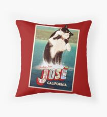 DOLLOP - JOSORCA (clothing) Throw Pillow