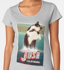 DOLLOP - JOSORCA (clothing) Women's Premium T-Shirt