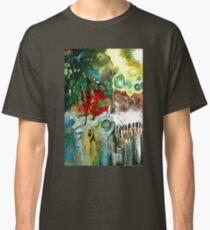 'Resurrection' - Muse (No. 7 in the Rock Music Art Series) Classic T-Shirt