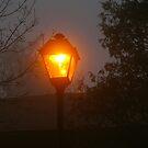Lamp Lighter.................. by Larry Llewellyn