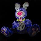 Purple Puppy Pete by thegrizz15