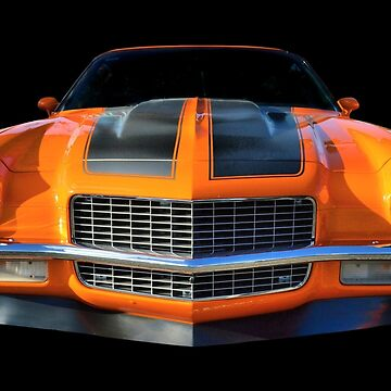 1970 Chevy Camaro by therandomimage
