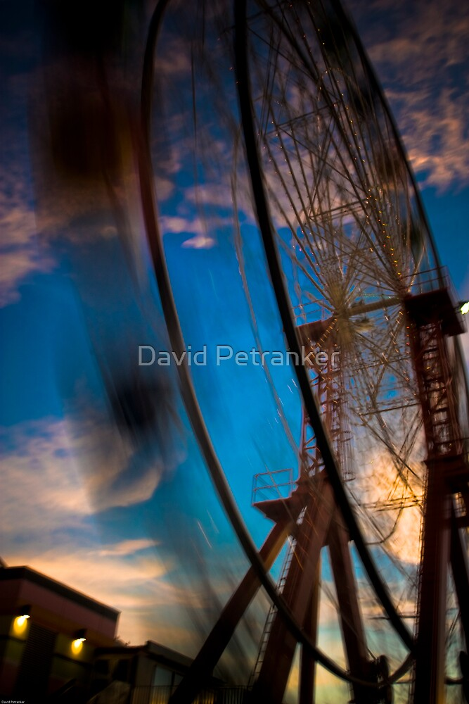 The Ferris Wheel of death ahhhhhhhhhhhhhhhhhhhhhhhhhhhh by David Petranker