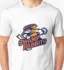 GREENVILLE SWAMP RABBITS Unisex T-Shirt
