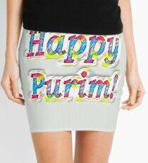 Happy Purim! Mini Skirt