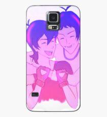 Klance Hug: Variation-Color Case/Skin for Samsung Galaxy