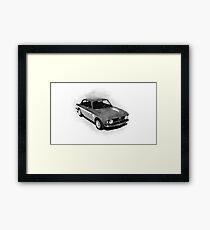 1965 Alfa Romeo Giulia Sprint GTA Framed Print