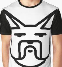 The Grumpy Frenchman Graphic T-Shirt