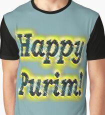 Happy!  Graphic T-Shirt