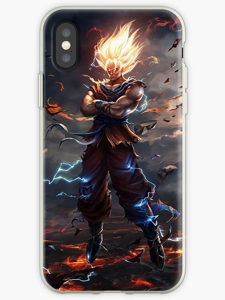Son Goku Super Saiyan by Aristote