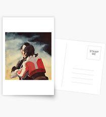 Keith and shiro Postcards