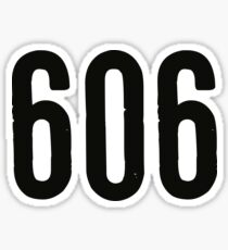 606 Sticker