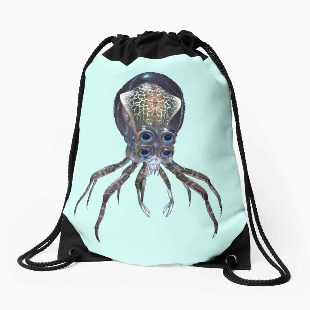 Subnautica - Crabsquid Drawstring Bag