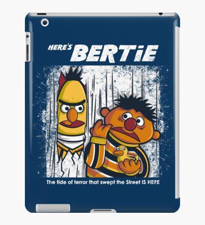 Here's Bertie iPad Case/Skin