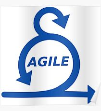 agile Poster